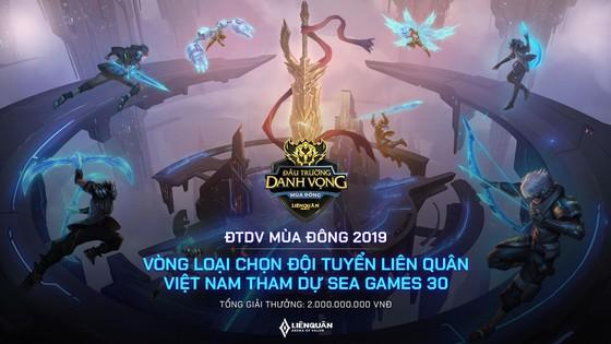 Giải đấu Liên Quân Mobile sẽ tìm đội tuyển Liên Quân Việt Nam cho SEA Games 30 ảnh 1