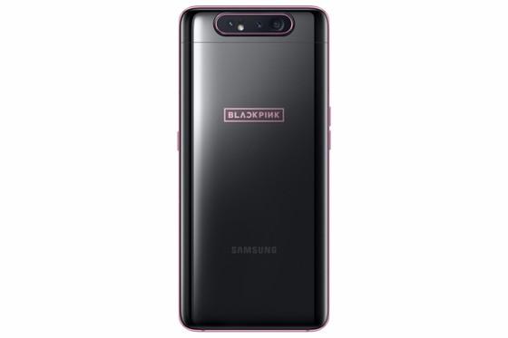 Galaxy A80 phiên bản đặc biệt với hình ảnh của nhóm nhạc BLACKPINK, ảnh 1