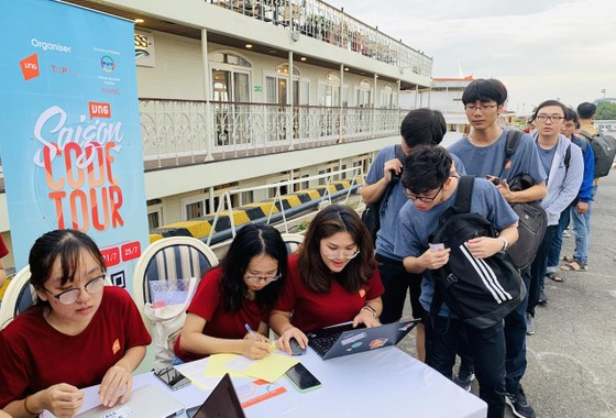 Saigon Code Tour, sân chơi cho các lập trình viên trẻ tuổi ảnh 1