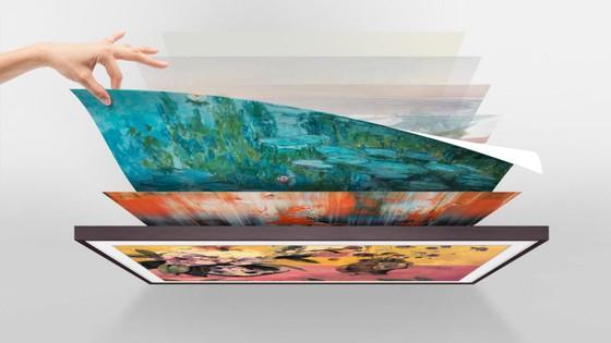 Samsung chính thức ra mắt TV QLED Phiên Bản Frame Q68R ảnh 1