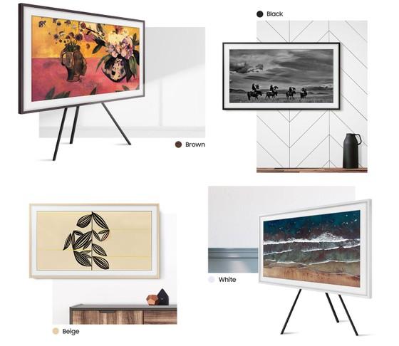 Samsung chính thức ra mắt TV QLED Phiên Bản Frame Q68R ảnh 2