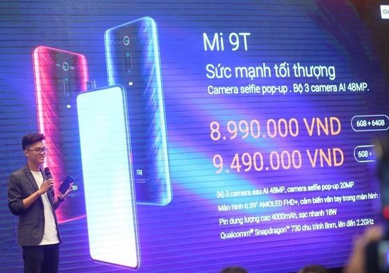 Xiaomi ra ra hàng loạt sản phẩm mới tại Việt Nam ảnh 2