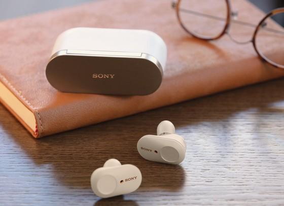 Chính thức cho đặt hàng tai nghe không dây chống ồn WF-1000XM3 ảnh 2