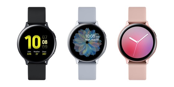 Samsung ra mắt Galaxy Watch Active2 ảnh 1