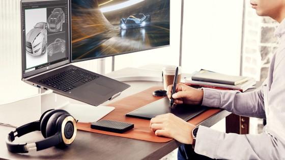LG Gram 17 inch – 17Z990 nhẹ và khoẻ ảnh 1