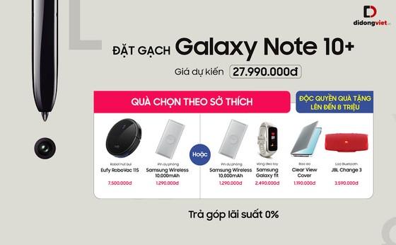 Tiết kiệm đến hơn 13 triệu khi lên đời Galaxy Note 10, 10+ tại Di Động Việt ảnh 2