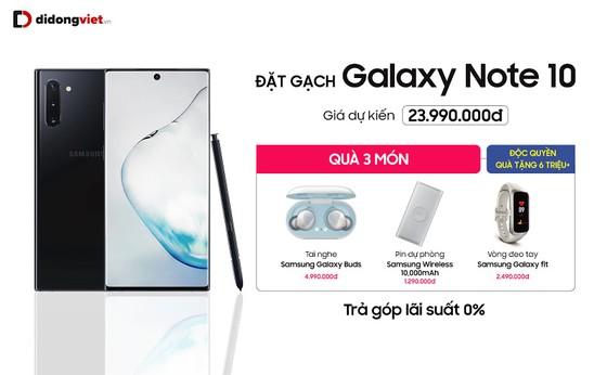 Tiết kiệm đến hơn 13 triệu khi lên đời Galaxy Note 10, 10+ tại Di Động Việt ảnh 1