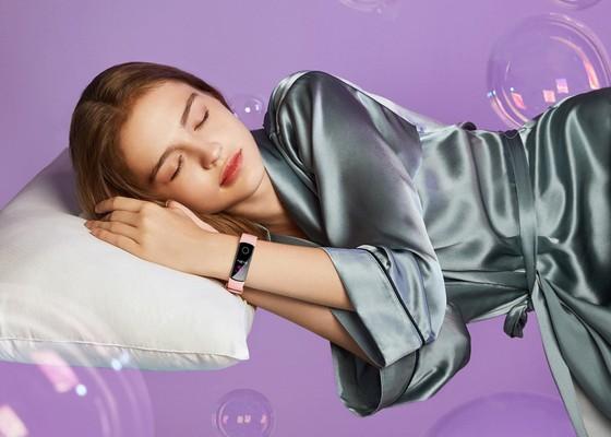 HONOR Band 5, thiết bị đeo tay thông minh theo dõi sức khỏe thế hệ mới ảnh 1