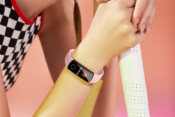 HONOR Band 5, thiết bị đeo tay thông minh theo dõi sức khỏe thế hệ mới ảnh 3