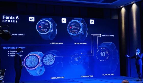 Garmin chính thức giới thiệu fēnix® 6 series tại Việt Nam ảnh 4