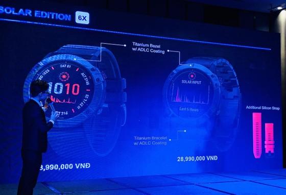 Garmin chính thức giới thiệu fēnix® 6 series tại Việt Nam ảnh 5
