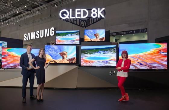 Samsung kỷ niệm năm thập kỷ thiết kế vì tương lai tại IFA 2019 ảnh 1
