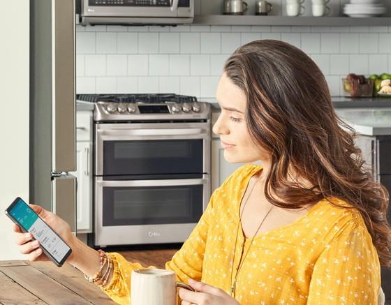 LG đưa công nghệ nhận dạng giọng nói thông qua ứng dụng di động ThinQ IFA 2019 ảnh 2