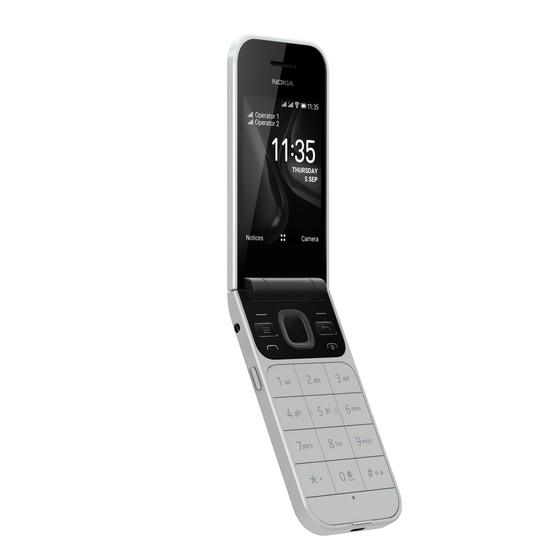 Nokia 2720 Flip điện thoại nắp gập với mạng 4G ảnh 3