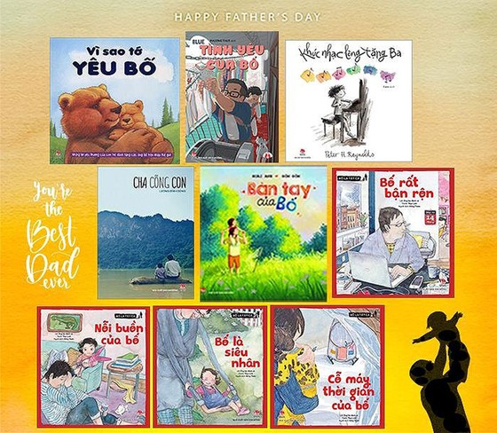 Sách dành cho Ngày của Cha ảnh 1