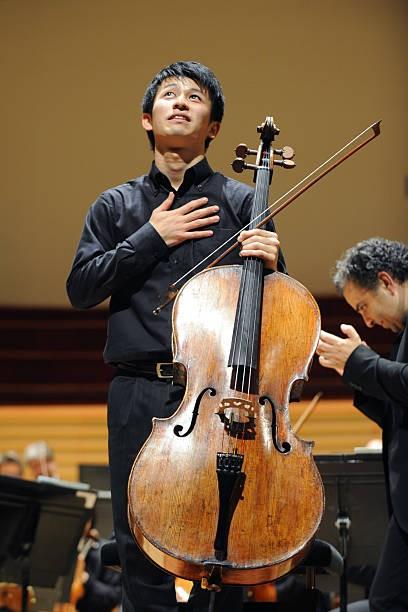 Nghệ sĩ cello tài danh của Nhật Bản biểu diễn tại Việt Nam ảnh 1