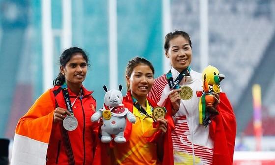 """Ngày 27-8 được xem là """"ngày vàng"""" của đoàn Thể thao Việt Nam. Ảnh: DŨNG PHƯƠNG"""
