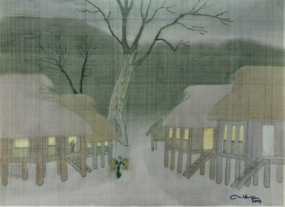 Triển lãm hơn 60 tác phẩm của họa sĩ Nguyễn Thụ ảnh 3
