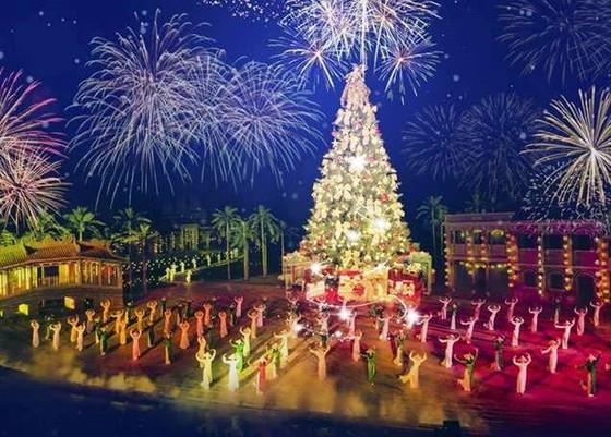 3.000 đèn lồng thắp sáng đón chào năm mới 2019 ảnh 2