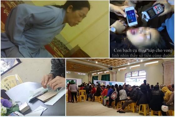Quảng Ninh: Đề nghị xác minh vụ việc thỉnh vong, giải nghiệp ở chùa Ba Vàng ảnh 1