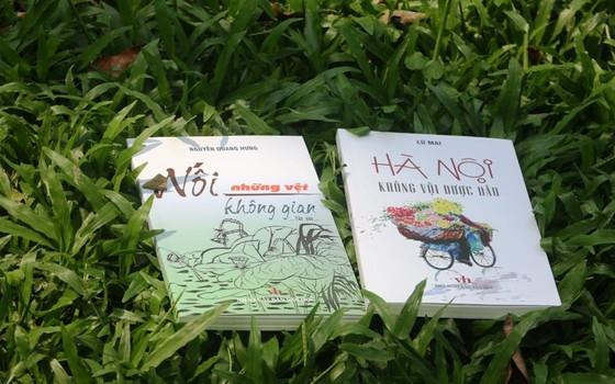 Hai cây bút văn hóa Báo Nhân dân ra mắt sách về Hà Nội ảnh 1