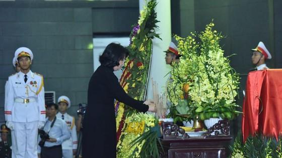 Lễ viếng nguyên Chủ tịch nước Lê Đức Anh ảnh 30