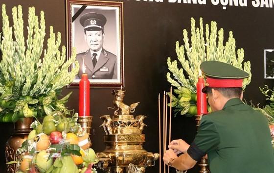 Lễ viếng nguyên Chủ tịch nước Lê Đức Anh ảnh 89