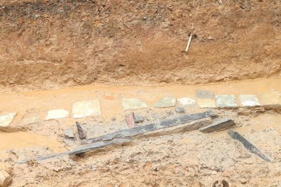Phát lộ nhiều dấu tích mới tại Hoàng Thành Thăng Long ảnh 5