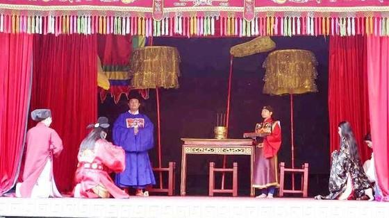Tái hiện Tết Đoan Ngọ xưa tại Hoàng thành Thăng Long ảnh 2