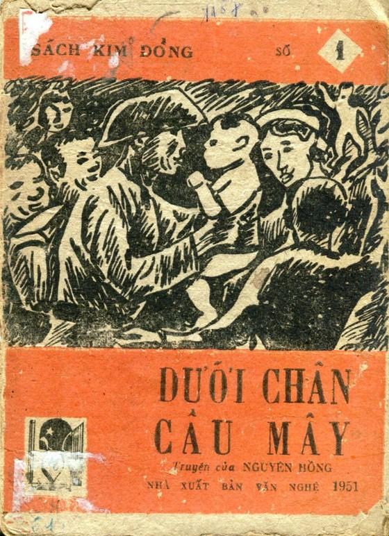 Ra mắt phiên bản mới tập truyện gần 70 tuổi của nhà văn Nguyên Hồng ảnh 1