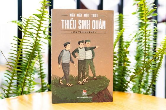 Hai cựu thiếu sinh quân ra mắt những trang sách của ký ức ảnh 2