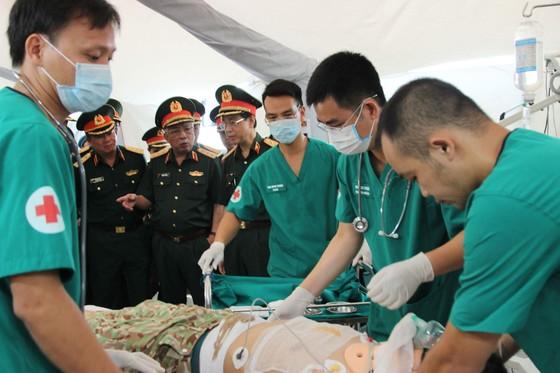 Việt Nam đã bước lên nấc thang mới trong hoạt động gìn giữ hòa bình ảnh 1