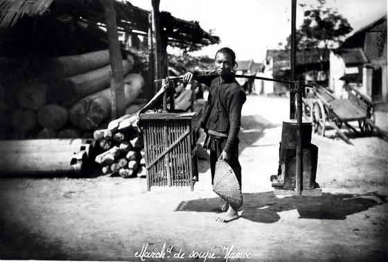 Tái hiện hàng rong Hà Nội những năm 20 của thế kỷ trước ảnh 3