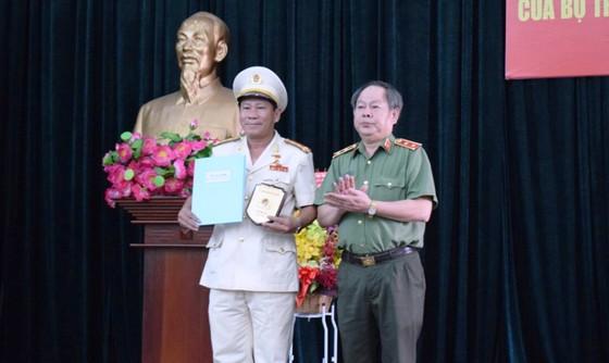 Thượng tá Nguyễn Thanh Hưởng phụ trách Cảnh sát PC&CC TPHCM ảnh 1