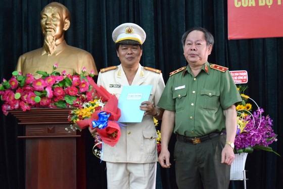 Thượng tá Nguyễn Thanh Hưởng phụ trách Cảnh sát PC&CC TPHCM ảnh 2