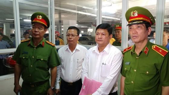 Khu căn hộ cao cấp Giai Việt (quận 8) vi phạm hàng loạt quy định về PCCC ảnh 1