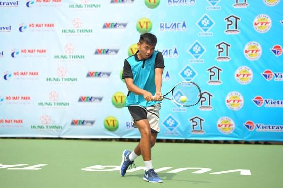 Lý Hoàng Nam tiếp tục đứng trước cơ hội vô địch đôi nam Men's Futures.