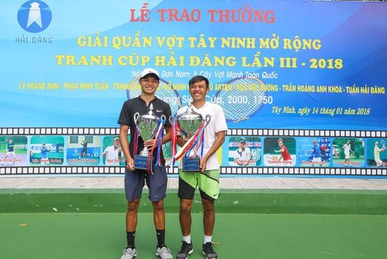 """Tây Ninh tổ chức giải quần vợt """"lạ và khủng"""" ở Việt Nam ảnh 1"""