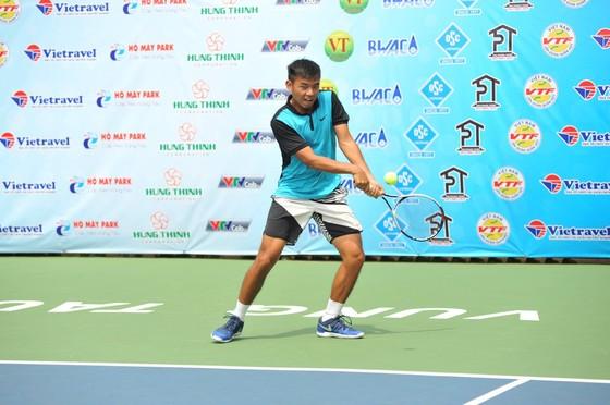 Lý Hoàng Nam đang tìm danh hiệu Men's Futures đầu tiên trong năm.