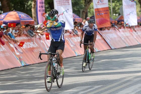Cúp Truyền hình TPHCM 2018: Bị gãy xương vai, Nguyễn Thắng quyết trở lại đường đua ảnh 1
