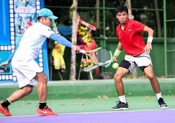 Tín hiệu vui cho quần vợt bán chuyên Việt Nam ảnh 1