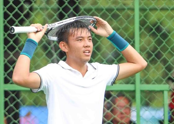 Lý Hoàng Nam dừng chân trước tay vợt từng đánh bại Federer ảnh 1