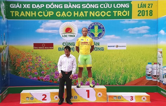 Trịnh Đức Tâm có thể mặc lại chiếc áo vàng.