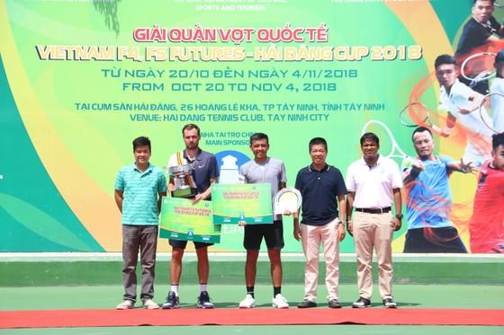 Lý Hoàng Nam lỡ hẹn với ngôi vô địch giải quần vợt Men's Futures F5 ảnh 1