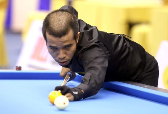 Ngô Đình Nại loại cơ thủ số 1 thế giới Caudron vào bán kết giải Billiards 3 băng Hàn Quốc ảnh 1