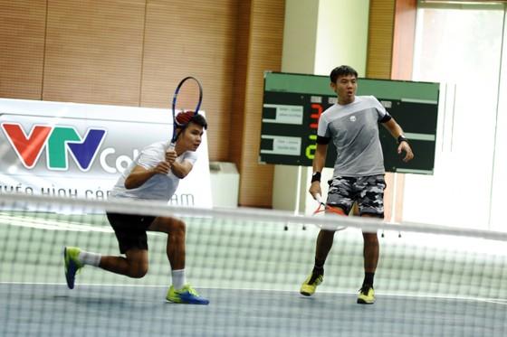 Lý Hoàng Nam giúp quần vợt nam Bình Dương thắng thế ở giải Đại hội ảnh 1