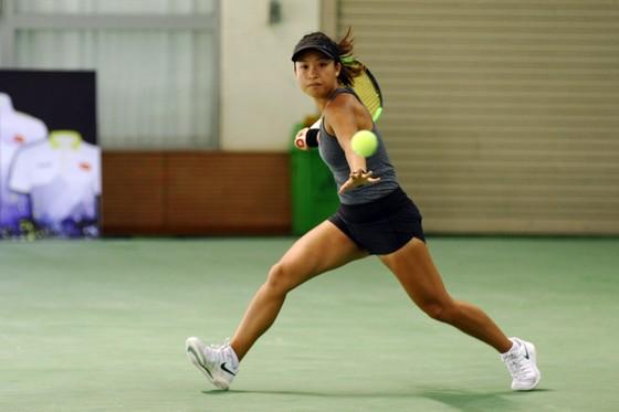 Lý Hoàng Nam giúp quần vợt nam Bình Dương thắng thế ở giải Đại hội ảnh 2