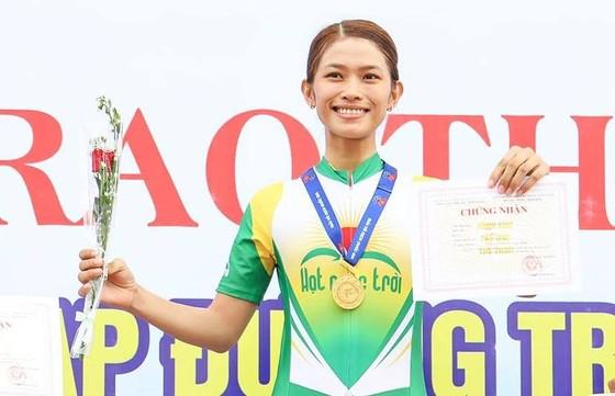 Đại hội TDTT toàn quốc 2018: Nguyễn Tấn Hoài giành HCV cá nhân tính giờ môn xe đạp  ảnh 1