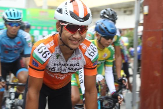 Lê Nguyệt Minh lần thứ 2 thắng chặng.