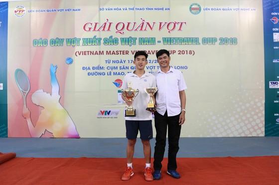 """Cậu bé """"lượm bóng"""" Việt Nam giành quyền dự giải quần vợt trẻ Grand Slam danh giá  ảnh 1"""